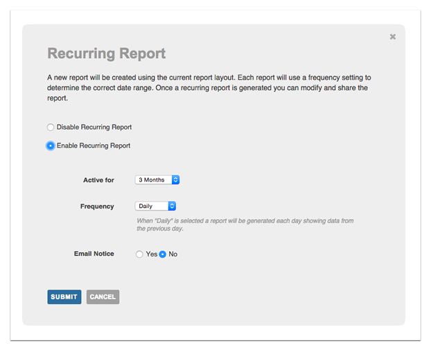 SRS_reporting_recurring